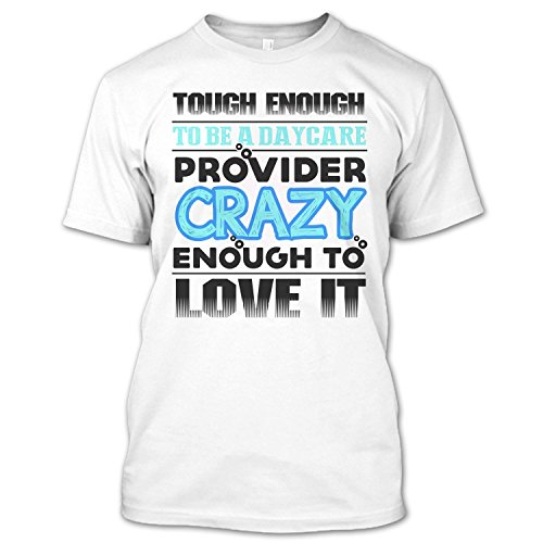 T-shirt for daycare provider