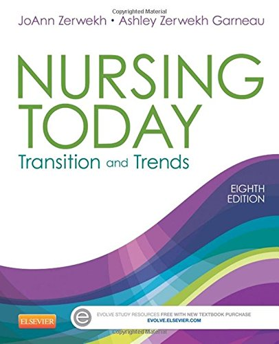 Nursing Today: Transition And Trends, 8e (Nursing Today: Transition & Trends (Zerwekh))