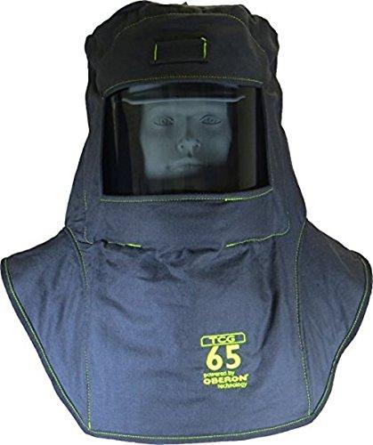 TCG65 Series Ultralight Arc Flash Hood & Hard Cap