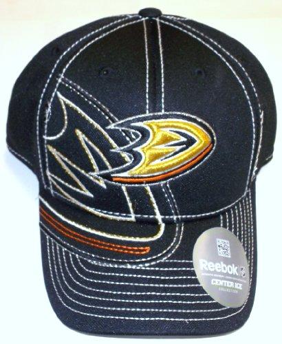 NHL Anaheim Ducks Draft Flex Reebok Hat - Size L/XL