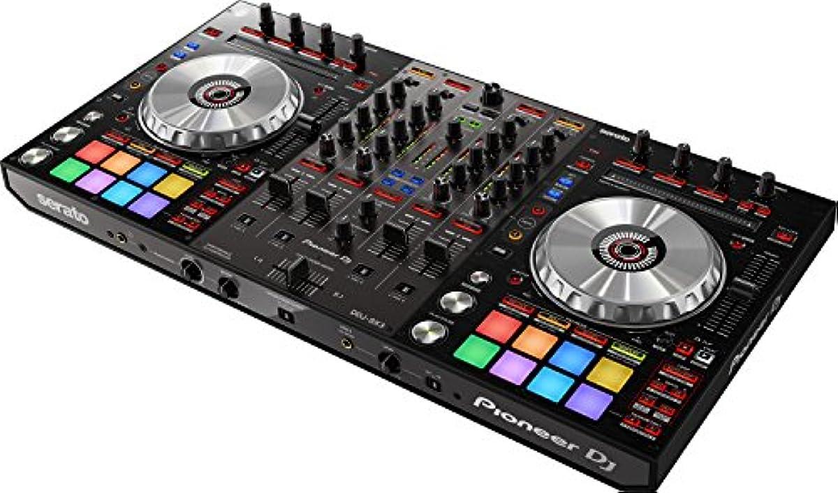 [해외] PIONEER DJ 퍼포먼스DJ콘트롤러 DDJ-SX3