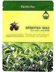 Farm Stay Green Tea Seed Mask
