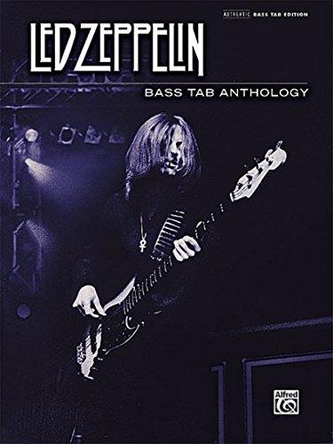 Bad Day Sheet Music (Led Zeppelin -- Bass TAB Anthology: Authentic Bass TAB (Authentic Bass Tab)