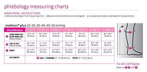 mediven-plus-30-40-mmHg-Calf-High-Compression-Stocking-Closed-Toe
