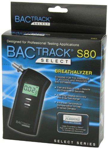 BACtrack S80 Pro alcoholímetro portátil probador de alcohol en el aliento: Amazon.es: Salud y cuidado personal