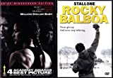 Rocky Balboa , Million Dollar Baby : Boxing 2 Pack Collection