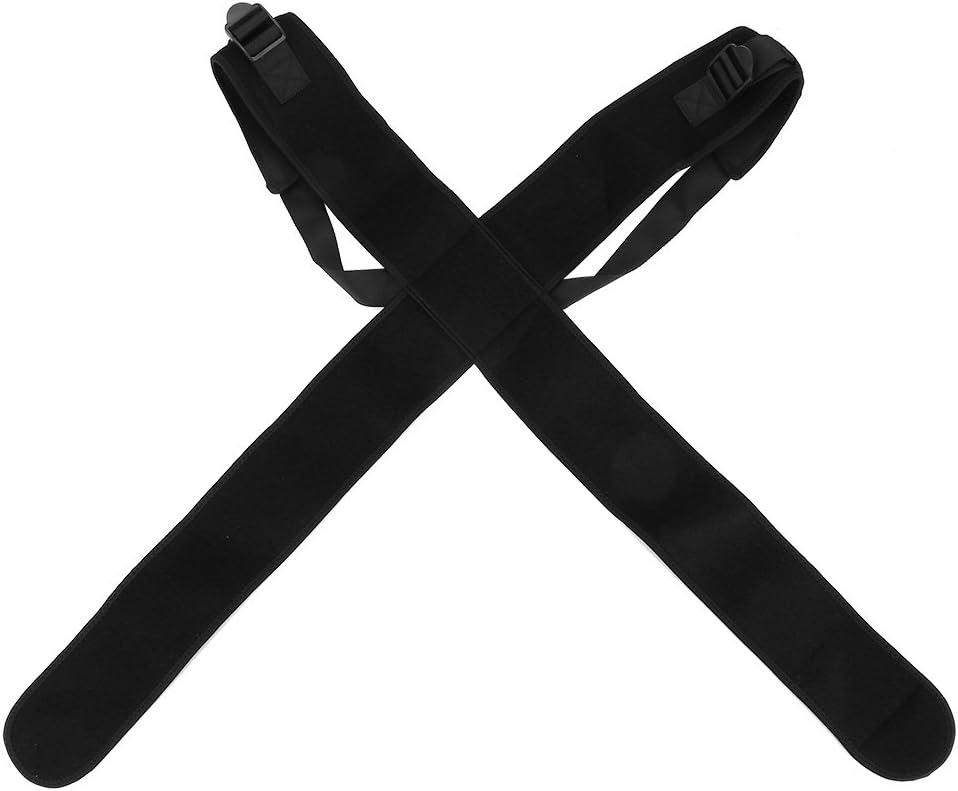 Corrector de postura, cintura ortopédica Soporte de hombro Cinturón de respaldo para cinturón de soporte de hombro Forma X Cinturón de soporte Corrector de postura ajustable Cinturón de soporte de hom