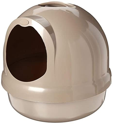 image covered cat litter. Booda Petmate Dome Litter Pan Covered Cat Box 3 Colors Image E