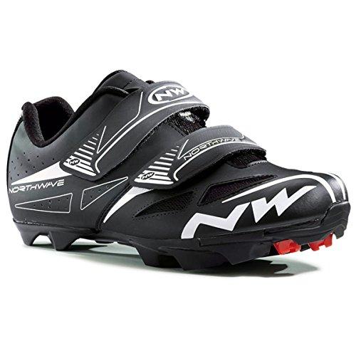 NORTHWAVE Man MTB shoes SPIKE EVO black 3uzKz