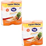 Great Value Automatic Spray Refill Twin Pack, Hawaiian (2 Pack of 2 Count)