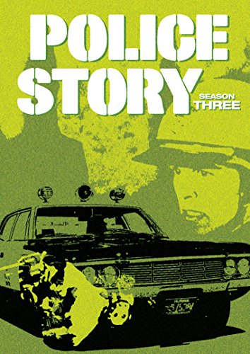 Police Story: Season Three by Shout! Factory