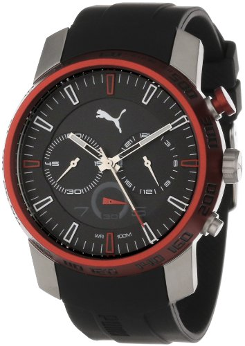 PUMA Men's PU103051003 Essence Chronograph Watch