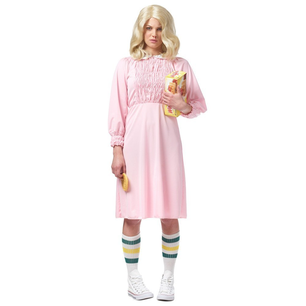 Strange Girl Women's Costume, Small, Pink