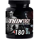 Thinergy Extreme Weight Loss System (180 Day Supply) Advanced Fat Burn & Diet Supplement