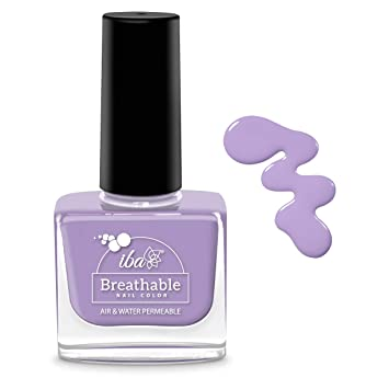 Buy Iba Halal Care Breathable Nail Color B04 French Lavender 9ml Online At Low Prices In India Amazon In