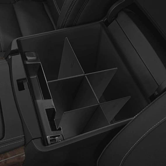 Amazon.com: For 16-18 Honda Pilot/Ridgeline Center Console Organizer Insert Divider Clapboards: Automotive