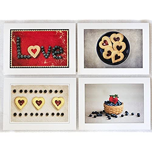 Holly Looney Photography Fine Art Note Cards: Heart Series #1 with Envelopes Sales
