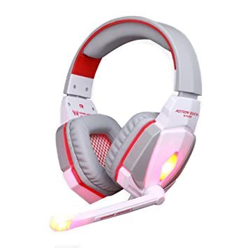 megadream® KOTION EACH G4000 Auriculares profesionales estéreo de 3,5 mm Plug Gaming PC