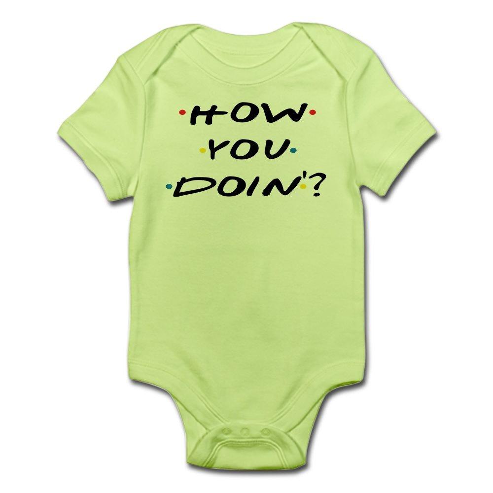 How You Doin Body Suit CafePress Cute Infant Bodysuit Baby Romper