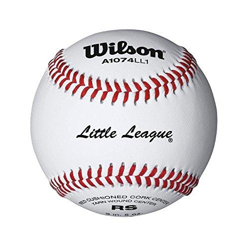 Wilson A1074 Little League Baseball (Dozen) by Wilson
