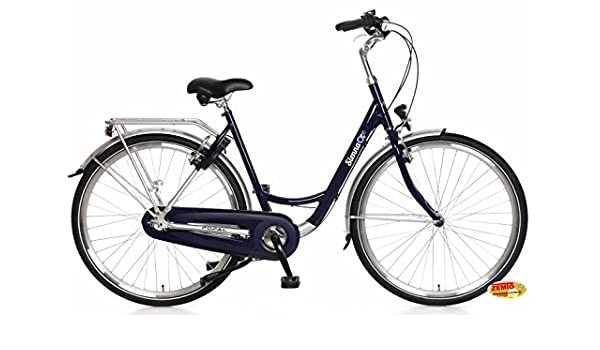 Bicicleta holandesa para mujer de 28 pulgadas, 3 marchas Sienna ...