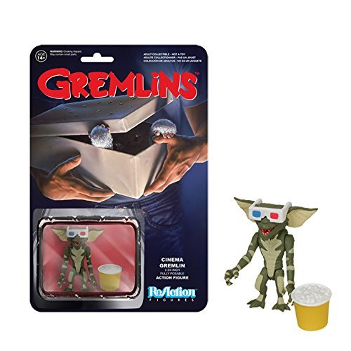 Re-Action 3.75 inches Action Figure / Gremlins / Gremlins (cinema version)