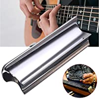 New Stainless Steel Slide Dobro Tone Bar For Electric Guitar Stringed Instrument By KTOY