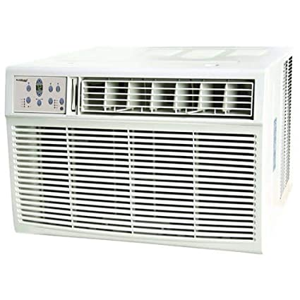 amazon com koldfront wac18001w 18 500 btu 208 230v heat cool window rh amazon com