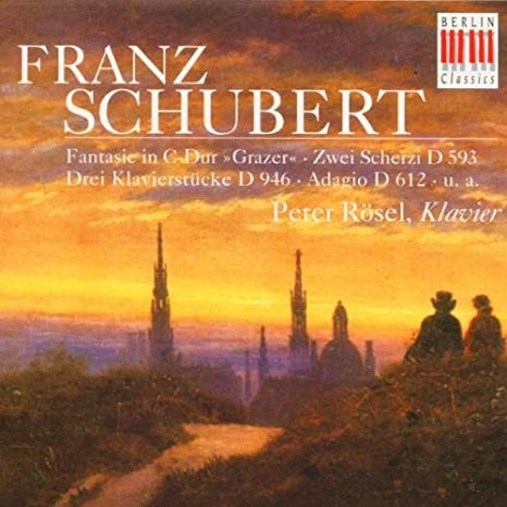 Fantasie in C Major / Minuet & Trio in a Major