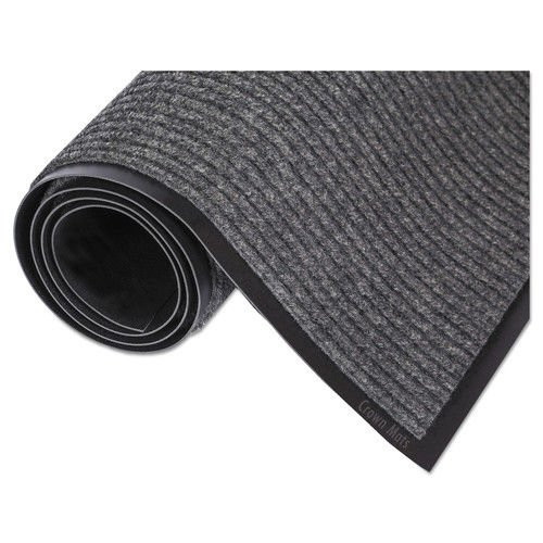 Crown NR0310GY Needle Rib Wipe & Scrape Mat, Polypropylene, 36 x 120, - Outlet City Groove