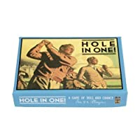 Vintage Games - Hole In One! - A Golf Card Game of Skill & Chance - 2-4 Players
