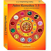 Astro Remedise 3.5 ( Language Hindi-English ) Astrology Software (CD)