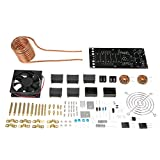 KKmoon DC12-40V 1000W 20A ZVS Induction Heating Board Module Heater DIY Kit + Heating Coil