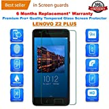 LENOVO ZUK Z2 PLUS Tempered Glass Screen Protector Guard With FREE Installation Kit & Warranty