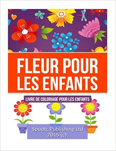 Livre Fleur pour les enfants: Livre de coloriage pour les enfants epub, pdf
