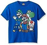 Nintendo Boys Super Bros Graphic T-shirt