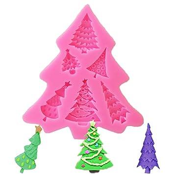 gebäck fondant kuchenform weihnachtsbaum das cookie cutter schimmel diy