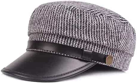 b060fcaf Unisex Men Women Stylish Button Golf Driving Cap Casual Outdoor Flat  Newsboy Hat