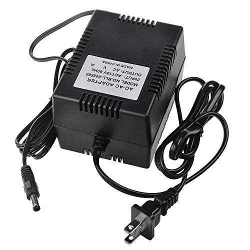 SLLEA 13.5VAC AC/AC Adapter Replacement for Sharper Image Dual CD Player AM FM Radio Wall Model SO227 SO-227 with Speakers U057-135A0300 U057135A0300 UO57-135A0300 UO57135A0300 Class 2 Power Unit