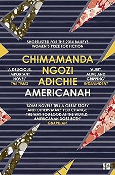 Americanah por [Adichie, Chimamanda Ngozi]
