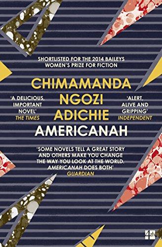 Americanah by [Adichie, Chimamanda Ngozi]