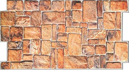 Natural Stone PVC Wall Tile