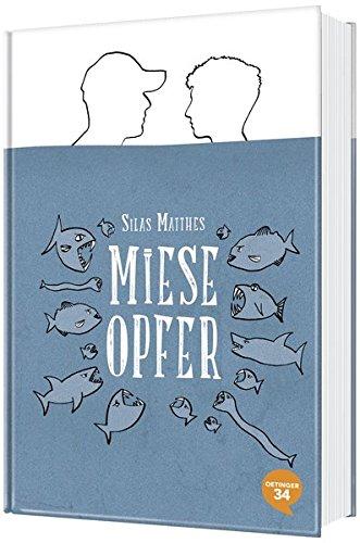 Miese Opfer Gebundenes Buch – 17. Juli 2015 Silas Matthes 395882014X Deutsche Belletristik Gewalt