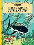 Red Rackham's Treasure: Collector's Giant  Facsimile Edition (The Adventures of Tintin)