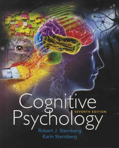 Cognitive Psychology MindTap Course List