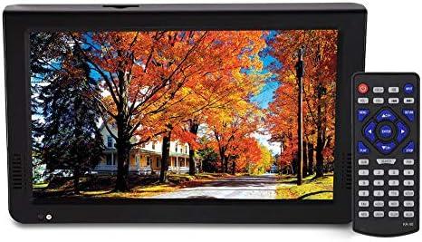 Vbestlife Televisor analógico Digital DVB-T-T2 de 10 Pulgadas Resolución 1024x600 TV portátil: Amazon.es: Electrónica