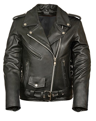 Leather Motorcycle Jackets For Women - 2