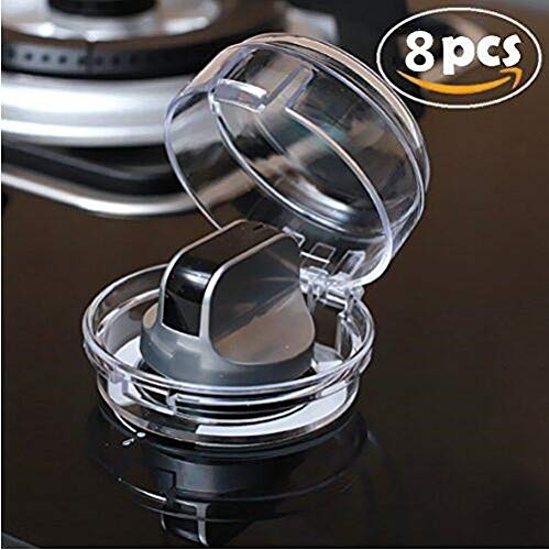 Convenient-life 8Pack Stove Knob Covers Oven and