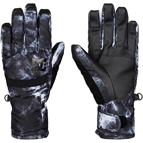 DC Junior's Seger Snow Gloves, Tie Dye, M