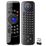 Best Docooler Tv Box Remote Controls - Docooler C2 2.4G Air Mouse Wireless QWERTY Keyboard Review